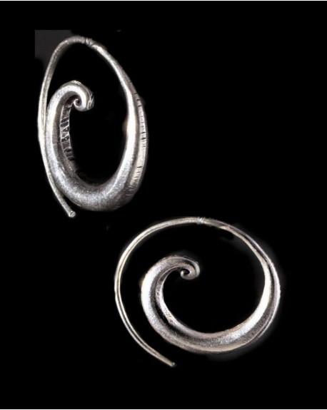 Boucles d'oreilles  – SPIRALES ÉCARTEURS