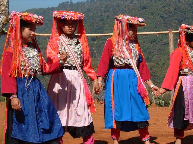 Femmes Hmong
